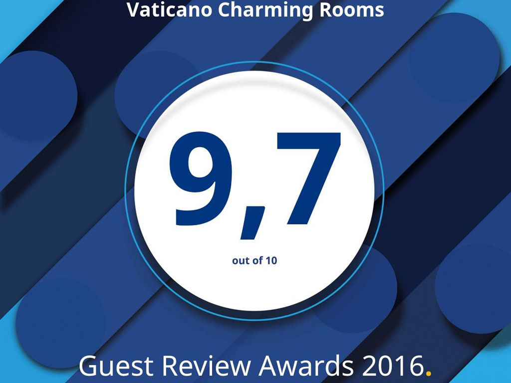 B&B Vaticano Charming Rooms